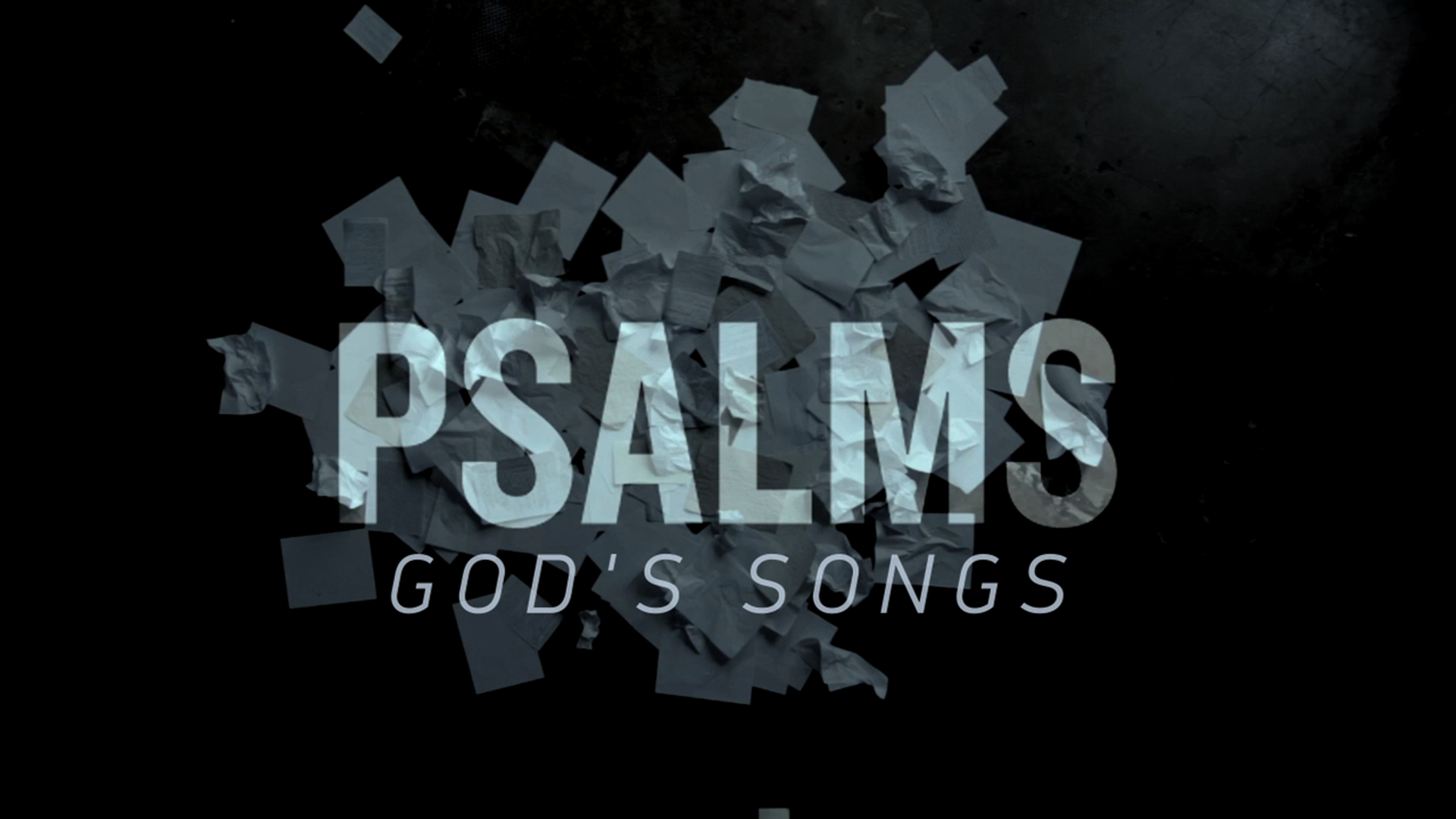 how to study the book of psalms